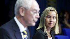 Herman Van Rompuy in opspraak: pushte hij Mogherini naar goedbetaalde topjob?