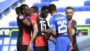 Rode Duivel Dedryck Boyata op de korrel genomen na kus aan ploegmaat, sancties blijven uit