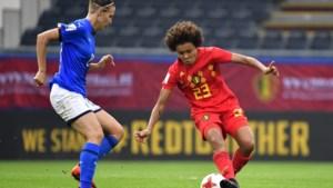 """Voetbalsters klagen ongelijkheid aan in open brief: """"Nauwelijks of geen solidariteit van de mannen"""""""