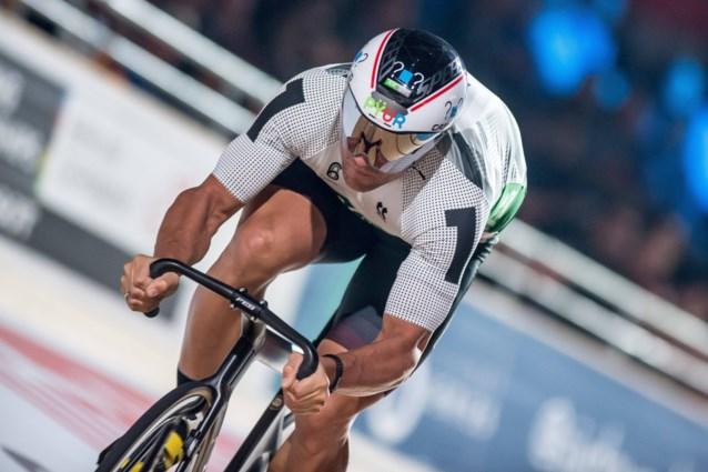 Viervoudig wereldkampioen baanwielrennen Levy stelt pensioen uit tot eind 2021