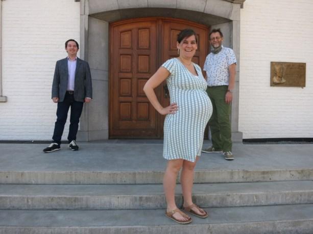 Schepen zet tijdelijk stapje terug door zwangerschap