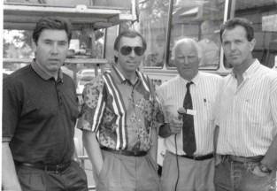 """Afscheid van Flor Van de Velde, meer dan 50 jaar de stem van de Wase wielerkoers: """"Als hij sprak dan zweeg iedereen"""""""