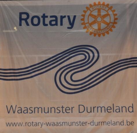 Rotary Waasmunster-Durmeland op de bres in coronatijd