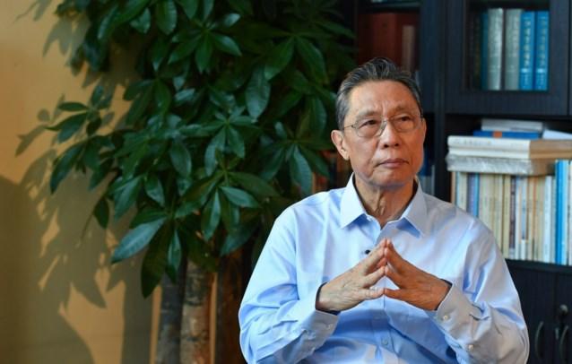 """Topadviseur en """"SARS-held"""" van Chinese overheid: """"Autoriteiten Wuhan hebben zaken achtergehouden"""""""