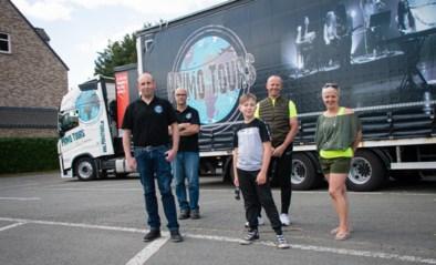Fitnesscentrum verhuist sporttoestellen naar trailers