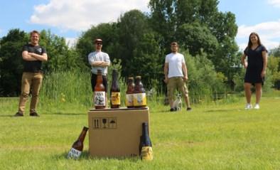 Jonge ondernemers brengen nieuwe biertjes uit eigen streek tot bij je voordeur