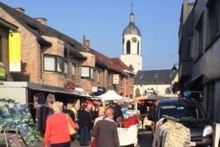 Woensdagmarkt gaat pas op 27 mei weer van start