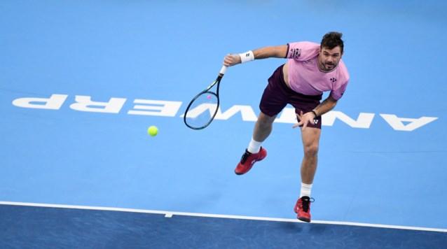 ATP-toernooi European Open in Antwerpen verliest met BNP Paribas Fortis belangrijke sponsor