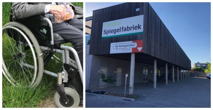 """Kringwinkel verkoopt per ongeluk rolstoel van bejaarde man: """"Grootvader wachtte en wachtte"""""""