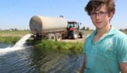 """Boeren hamsteren nog snel water om captatieverbod voor te zijn: """"In onze put kunnen we 5 miljoen liter bufferen """""""