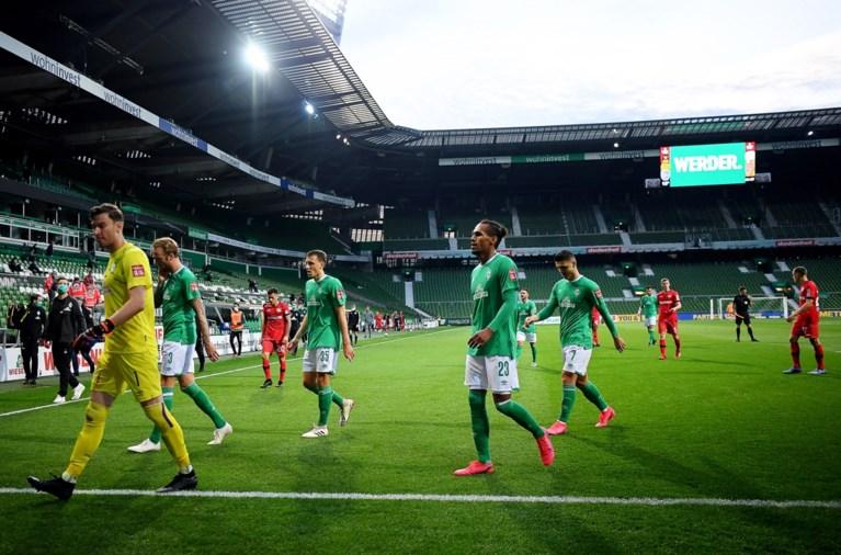 Bayer Leverkusen wint bij terugkeer ruim bij Werder Bremen