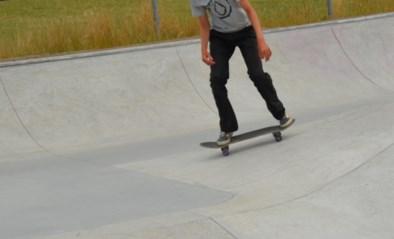 Toezicht bij heropend skatepark