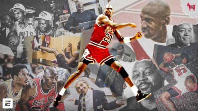"""Extra aflevering van successerie rond Michael Jordan: """"After the Dance"""" verschijnt vandaag in Amerika op de buis"""