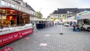 Een week uitstel voor grote Limburgse markten