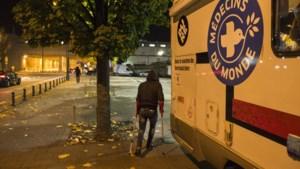 Dokters van de Wereld zoekt vrijwilligers om daklozen en mensen zonder papieren te testen op corona
