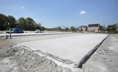 Circulatieplan voor nieuwe woonwijk