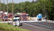 E34 net op tijd vrij voor ochtendspits na dodelijk ongeval met tankwagen