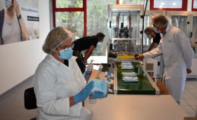 Verpakkingsspecialist wil per jaar 50 miljoen mondmaskers maken
