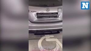 """Politie neemt auto met roterende nummerplaat in beslag: """"Mensen die dit doen, hebben geen empathie voor de vele verkeersslachtoffers"""""""