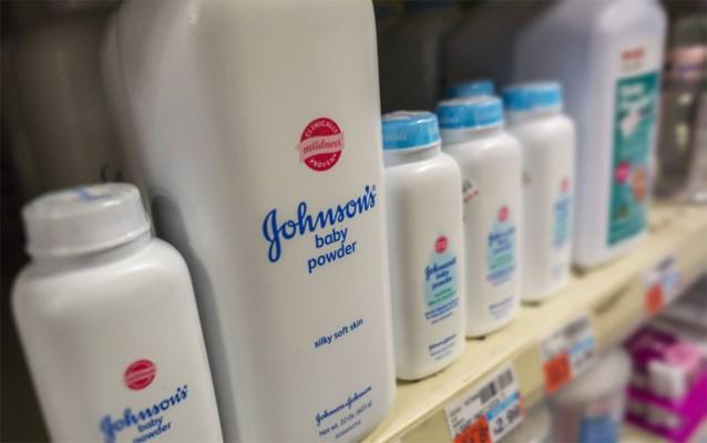 Johnson & Johnson stopt met verkoop talkpoeder in VS, wegens angst voor asbest