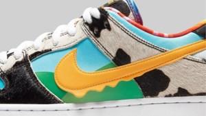 Sneaker van Nike met Ben & Jerry's komt deze week uit