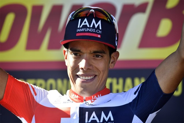 Gewezen renner Jarlinson Pantano krijgt dopingschorsing van 4 jaar