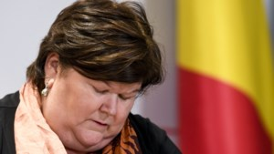 """Maggie De Block: """"Ik denk niet dat ze me nog eens zullen vragen om minister te worden"""""""