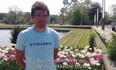 Van meezingen met K3 tot koekjes vanaf de voeten in de mond: zo kwamen Greg Van Avermaet en Hanne Claes de lockdown door