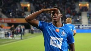 """Jonathan David (AA Gent) bevestigt zijn transferdroom: """"Het is tijd om te vertrekken, ik wil graag naar de Bundesliga"""""""
