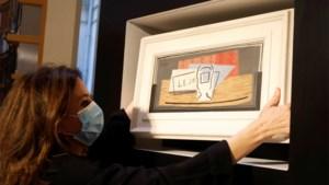 Italiaanse vrouw wint Picasso-schilderij bij loterij voor goede doel