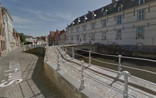 Magneetvisser haalt mortiergranaat uit Sint-Annarei, DOVO brengt springtuig tot ontploffing