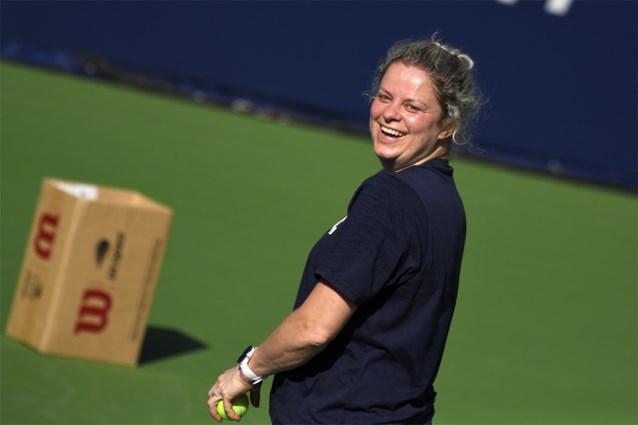 """Kim Clijsters (bijna 37) volhardt ondanks coronacrisis: """"Ik ga door, ook al spelen we dit jaar niet meer"""""""