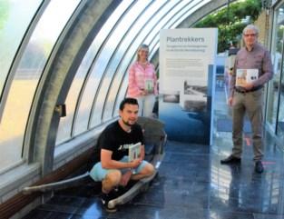 Fransmansmuseum in Koekelare decor voor tijdelijke tentoonstelling 'Plantrekkers-terugkeren en herbeginnen na WOI'