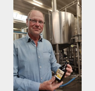 Paul heeft zijn opa niet gekend, maar de passie is doorgegeven: volksfiguur Stien krijgt eigen bier