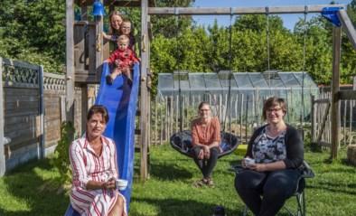 """Hans en Aurélie stellen tuin open voor wie er geen heeft: """"Zo geven we gezinnen ook de kans om te ontspannen"""""""