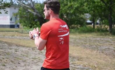 Lommelse acteur van 'De Buurtpolitie' is ambassadeur van virtuele Special Olympics