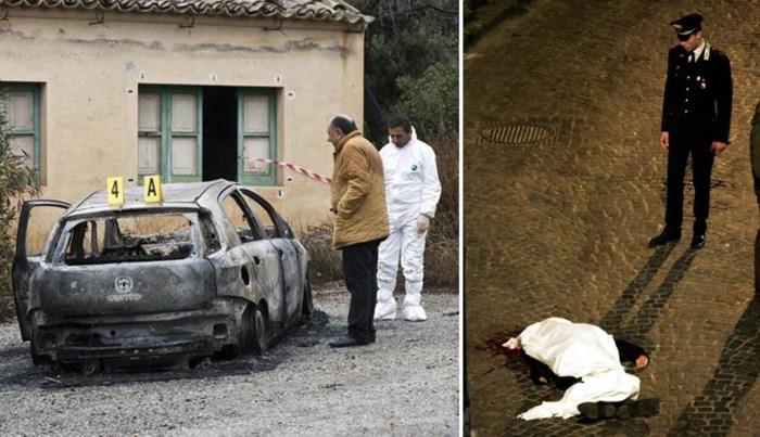 """Nieuwe, """"aartsgevaarlijke"""" maffiaclan opgestaan in Italië: iedere week een moord en slachtoffers """"aan de varkens gevoederd"""""""