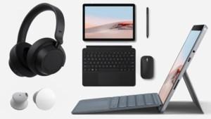 Onze gadget inspector beoordeelt de zomercollectie van Microsoft: van een tablet tot earbuds