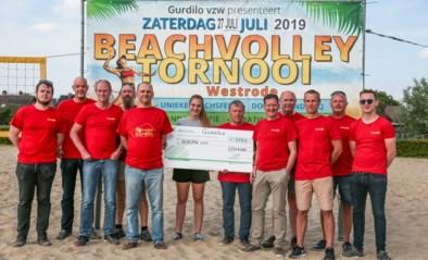 Gurdilo-Beachvolleybaltornooi kijkt al uit naar volgende zomer