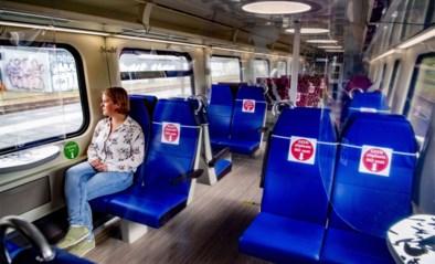 """Nederlandse spoorwegmaatschappij NS moet inkrimpen: """"Aantal treinreizigers pas in 2025 weer op niveau van voor corona"""""""