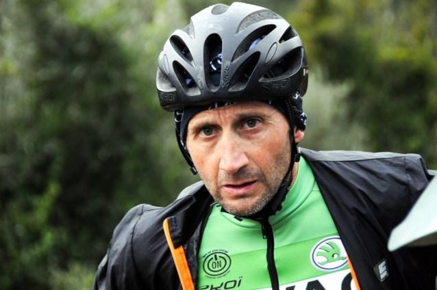 """Ambitieus, ambitieuzer, Davide Rebellin (bijna 49): """"De Italiaanse kampioenentrui blijft een droom"""""""