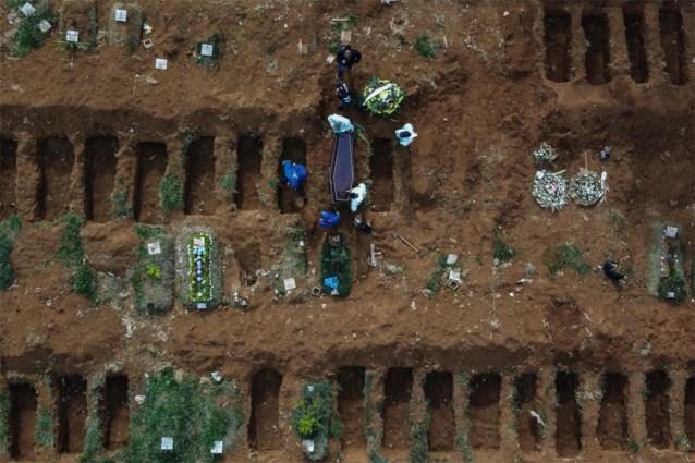 WHO: Zuid-Amerika nieuw epicentrum van pandemie