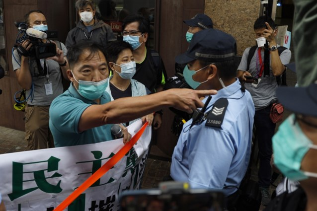 """China gaat eigen veiligheidsdiensten in Hongkong inzetten """"wanneer dat nodig is"""""""