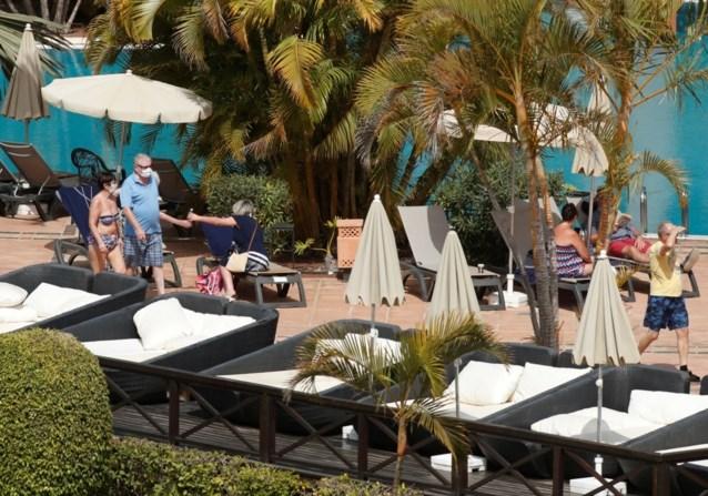 Belgen die vastzaten in 'coronahotel' op Tenerife hebben hun geld teruggekregen