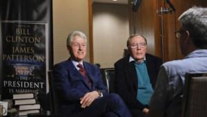 Bill Clinton brengt volgend jaar tweede roman uit