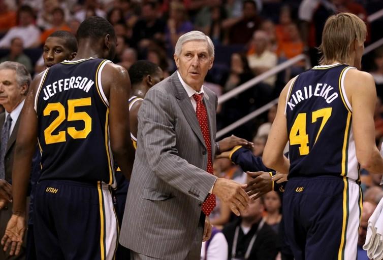 Legendarische Utah-coach Jerry Sloan is overleden