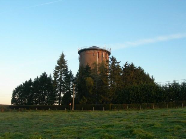 Droogte en overmatig waterverbruik zetten watertoren bijna droog