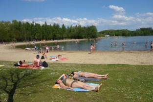 Zwemmen nog niet toegestaan aan de Plas