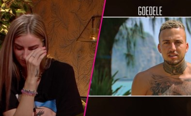 """Emotionele 'Temptation'-Simone breekt als ze beelden van een """"lieve"""" Zach ziet: """"Ik heb al heel lang niet zo gehuild"""""""