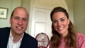 Prins William en Kate Middleton hebben nieuwe job: in rusthuis bingocijfers trekken